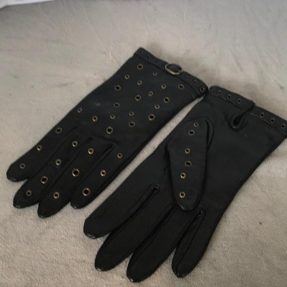 Willi Smith Accessories - Willis smith leather gloves